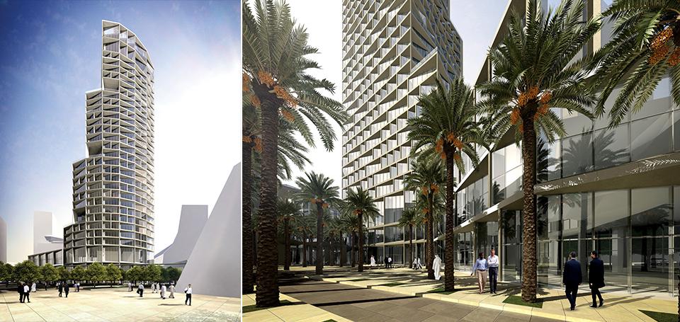 King Abdullah Financial District Kafd